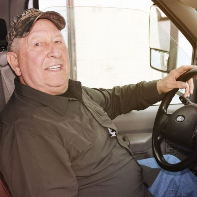 Care-A-Van Driver Allen