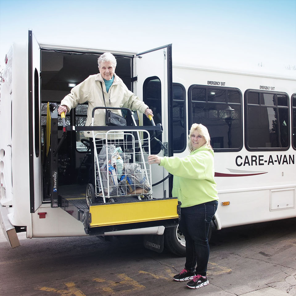 Care-A-Van Transportation Assistance