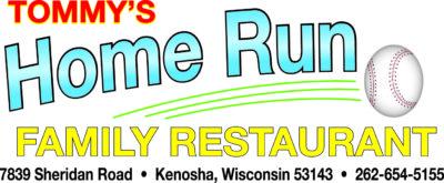 Tommy's Home Run Restaurant Logo